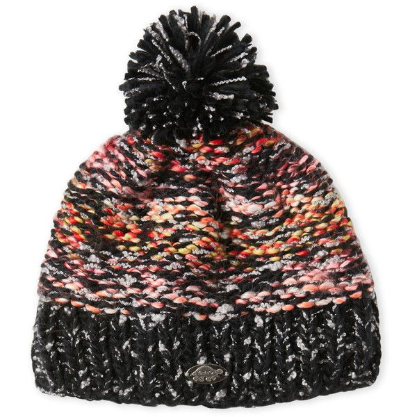 d39299b4ee9 Turtle Fur Firefly Pom-Pom Beanie (€16) ❤ liked on Polyvore featuring  accessories