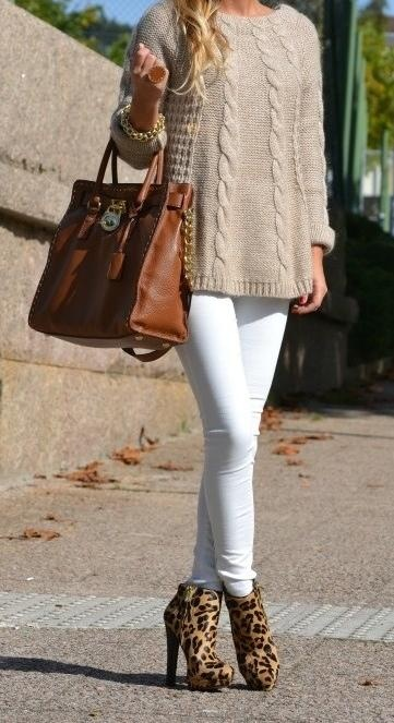 Winter Beige Fashion. Womens fashion clothes from http://findanswerhere.com/womensfashion