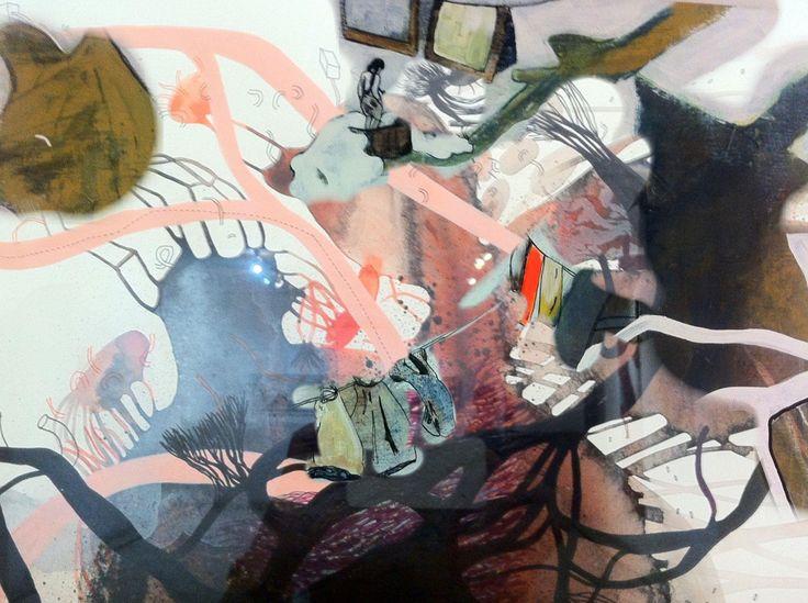 Painting 130x130 cm