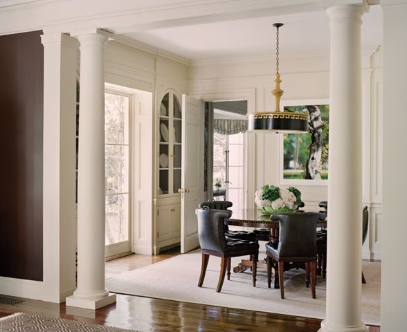 Best 25 interior columns ideas on pinterest diy - Pictures of columns in living room ...