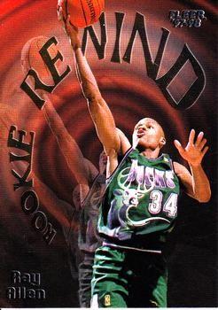 Ray Allen Milwaukee Bucks 1996 - 2002