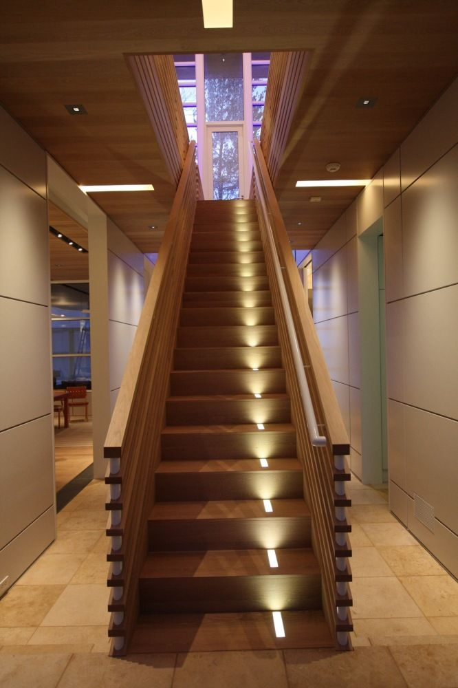 56 Best Images About Stair Lighting On Pinterest Led