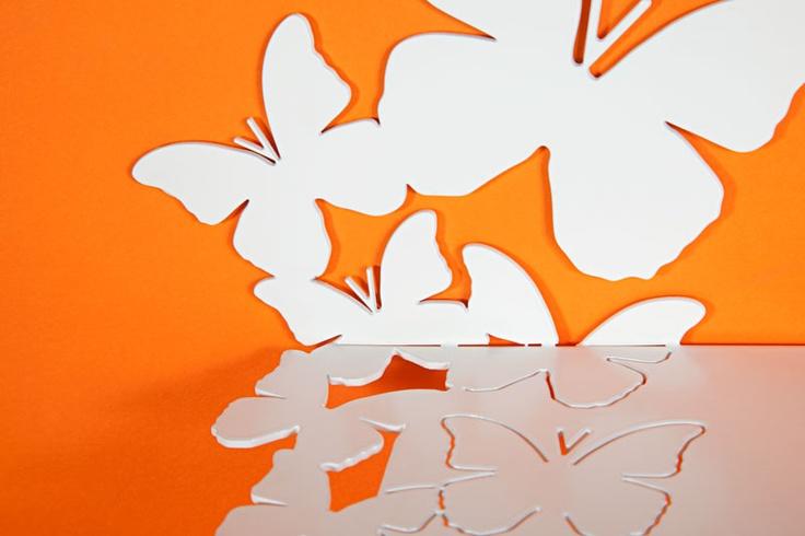 MEGAN    #shelf #butterfly #wall