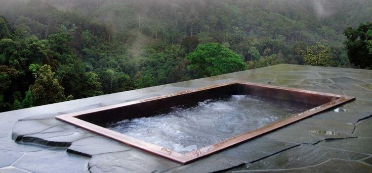 115 best Jacuzzis  Hot Tubes images on Pinterest Pools, Hot tubs - Couler Une Dalle Beton Exterieur