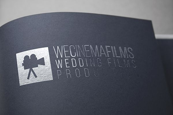 We Cinema Films , film production Logo