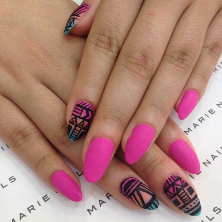 My nails by Aya @ Marie Nails