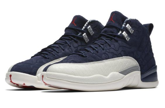 7cb220b4cd0 Official Images: Air Jordan 12 International Flight | Air Jordans ...