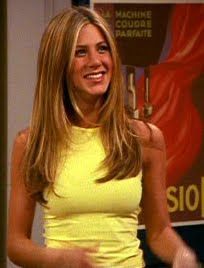 jennifer aniston hair.. and pretty arms. :)