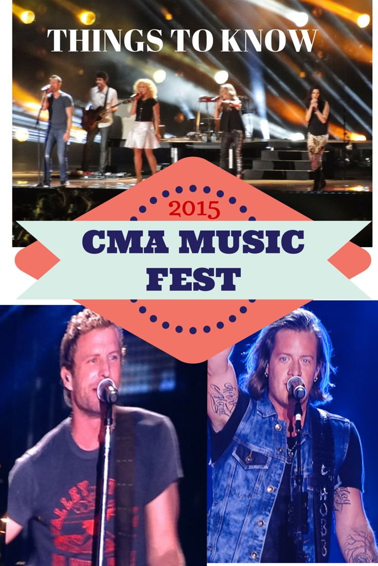If you are a country music fan, you simply must attend the CMA Music Festival in June 2015. Here is a list compiled by a 5-year seasoned concert goer for what you need to know for your Nashville event.