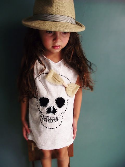 Skull Style Dress I want!
