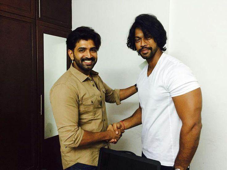 Arun Vijay Is All Praise For Producer Inder Kumar - iFlickz