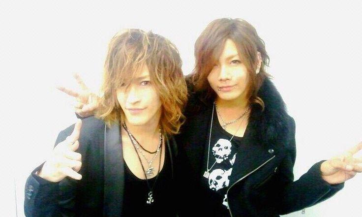 Reika D=Out and Kazuki SCREW