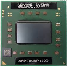 Image result for AMD Turion 64