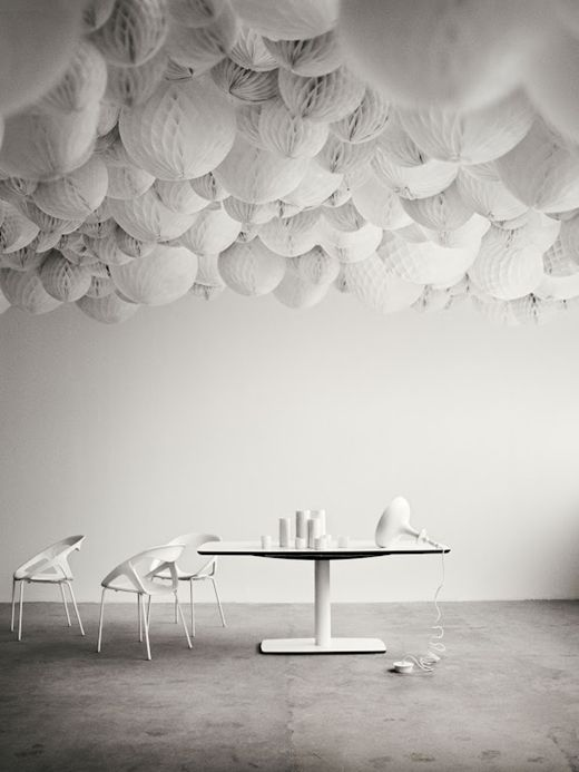 wallpaper 'Clouds' from Bolia