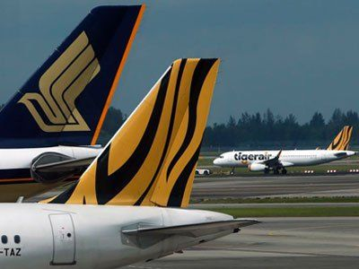 Singapore Airlines not ready for full takeover of Tiger Airways