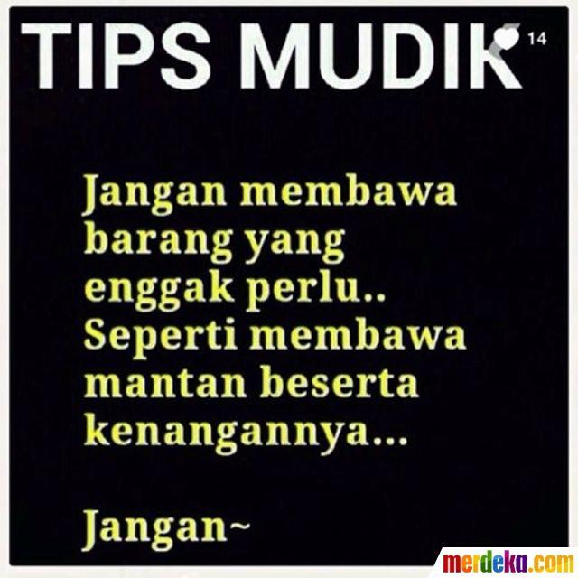 Tips Mudik