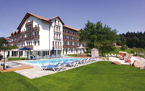 Germany - Berghotel Maibrunn im Bayrischen Wald