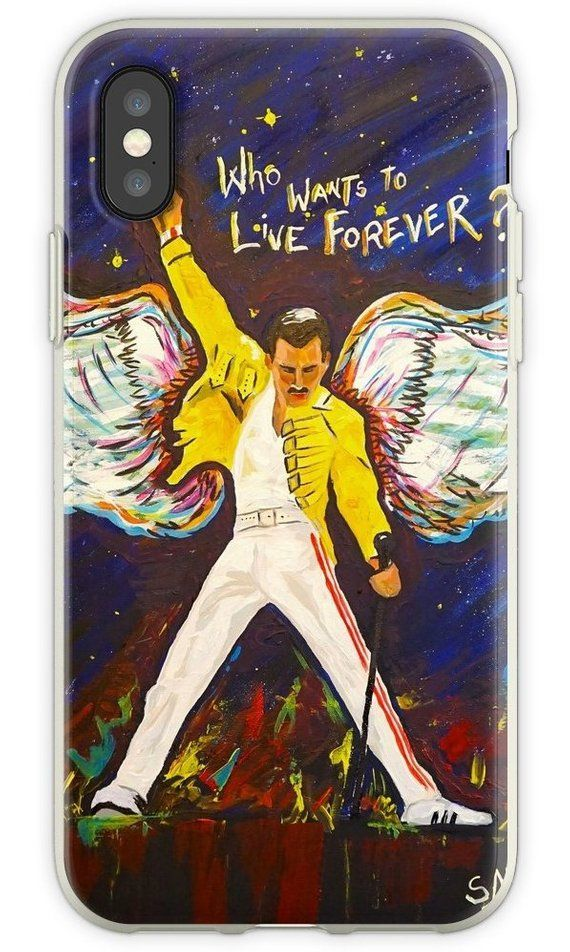 coque iphone x freddie mercury