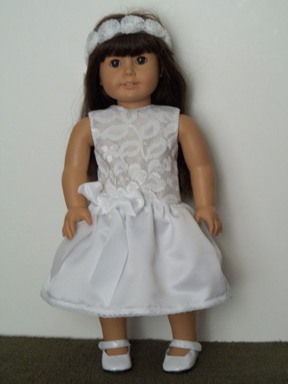 17 best images about american girl doll first communion short on pinterest long gloves first. Black Bedroom Furniture Sets. Home Design Ideas