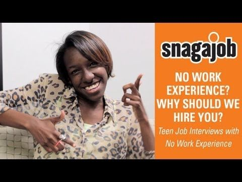 jobs hiring teenagers no experience