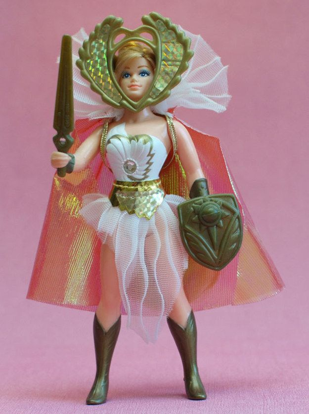 She-Ra: Princess of Power | 35 Awesome Toys Every '80s Girl Wanted For Christmas