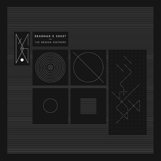 The Broken Zoetrope - Dedadman's Ghost Vinyl LP (Umor Rex)