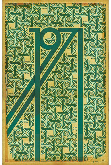Vintage Poster '1971'