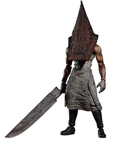 figma SILENT HILL 2 Red Pyramid Thing action figure