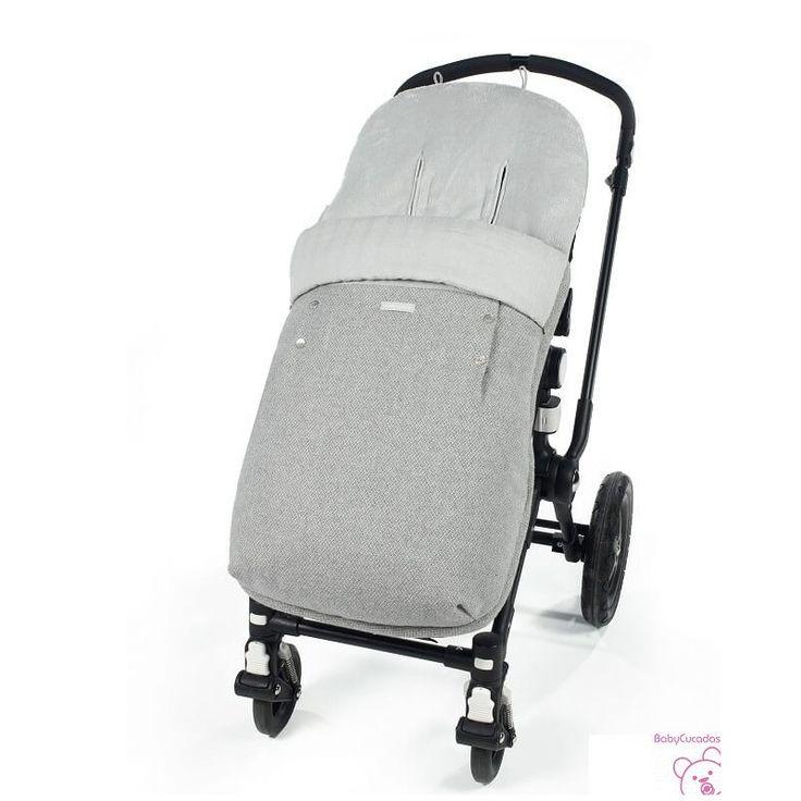 Saco de invierno para silla de paseo de la colección Bohemian de Pasito a Pasito.