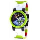 Lego horloge TOYSTORY Buzz Lightyear, deel van mijn verzameling speelgoed