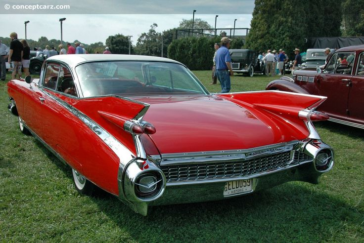 50+ best 1959 cadillac eldorado images on Pinterest | Vintage cars