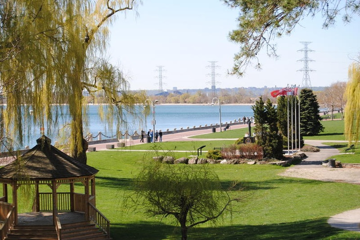 Spencer Smith Park Burlington Ontario