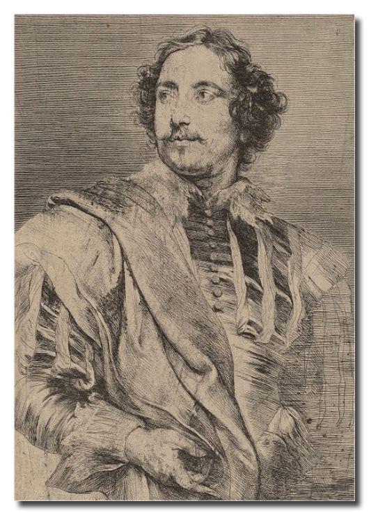 Reprodukcja Antoon van Dyck kod obrazu dyck87