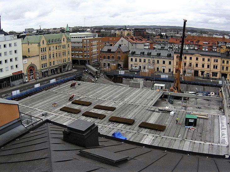 Prefab Parkeringshus Norrköping   C3C Stomsystem