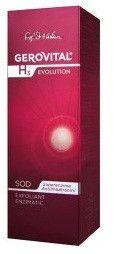 Enzymatic Exfoliant Gerovital H3 Evolution Farmec Superoxide Dismutase Boswellia
