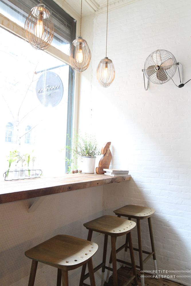 There's a lot to explore in the area around Nolita. From The Butcher's Daughter to the Musket Room. The new success spot there, just on the border of Nolita and Soho, is Maman, a French bakery and cafe. Established by two Canadians and one Frenchman...
