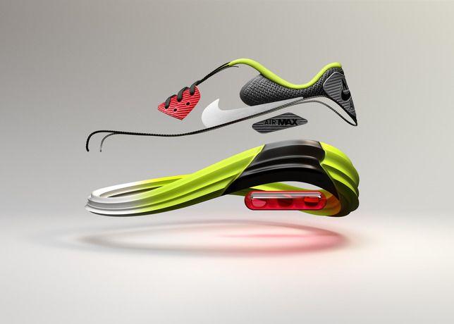 NIKE, Inc. - Air On The Moon: The Nike Air Max Lunar90