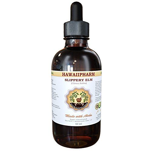 Slippery elm Ulmus rubra Liquid Extract 4 oz -- Click image to review more details.