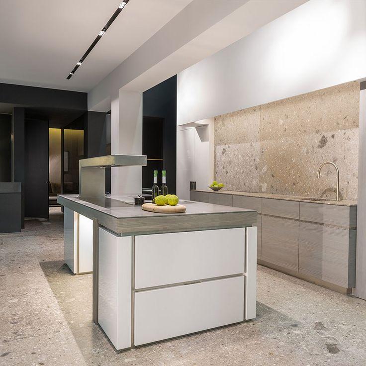 Obumex keuken pinterest keukens moderne keukens en eigentijds - Moderne keuken deco keuken ...
