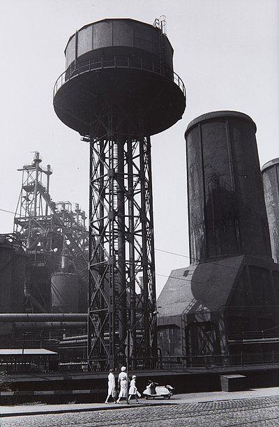 Rudolf Holtappel, Oberhausen, Essener Strasse, 1960.