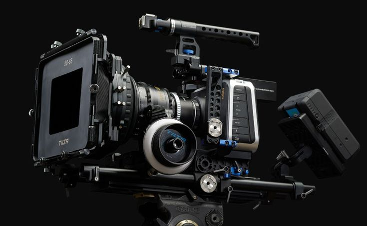 Tilta Black Magic Cinema Camera Rig