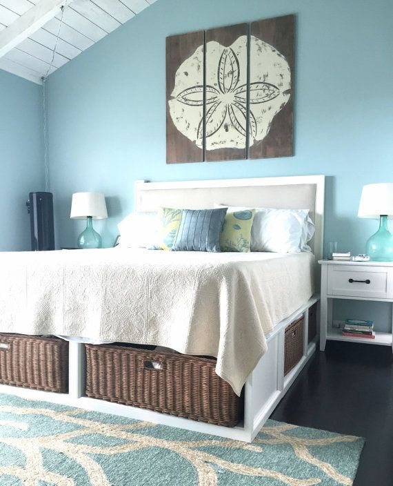 25 Bedroom Design Ideas For Your Home: 25+ Best Ideas About Beach Themed Bedrooms On Pinterest
