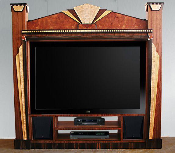 Bedroom Tv Cabinet Design Art Deco Style Bedroom Ideas Bedroom Fireplace Bedroom Design Styles: 17 Best Images About Art Deco On Pinterest