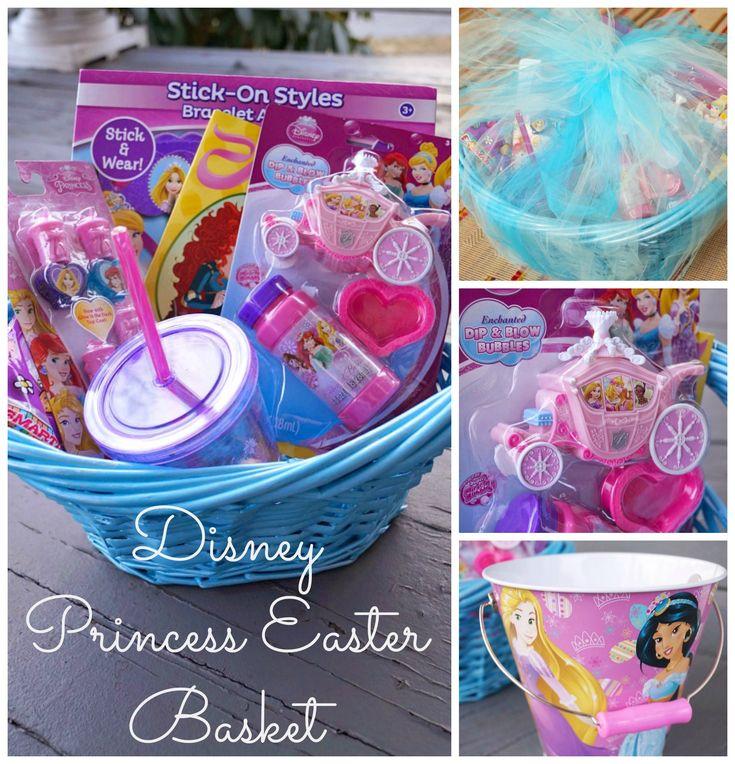 Diy Disney Princess Easter Basket Disney Disney