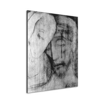Icono 'Buen Pastor' (Aluminio)