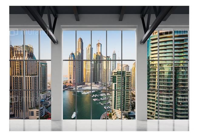 #dubai #window #homedecor #wallpaper
