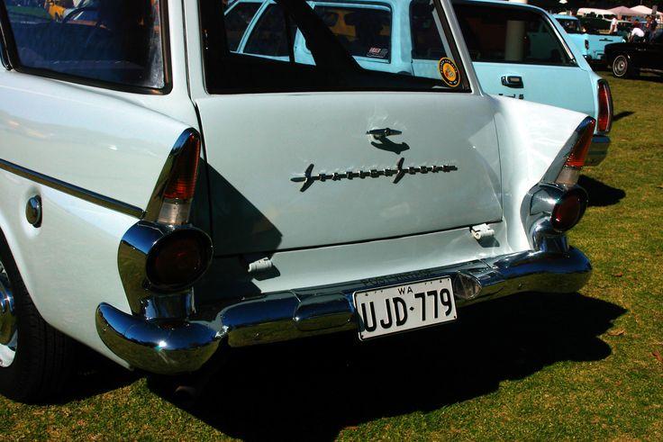 1963 Holden EK Station Sedan