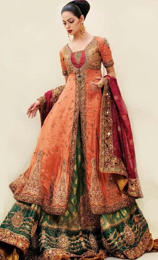 ♥ Romance of the Maiden ♥ couture gowns worthy of a fairytale - Scheherazade, Designer Nilofer Shahid