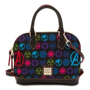 Marvel's Avengers Nylon Bitsy Bag by Dooney & Bourke | Marvel Shop - Seriously, TAKE OUR MONEY!  #concouture #dooneyandbourke #avengerspurse