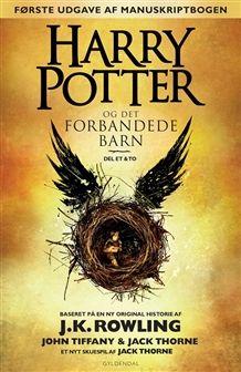 Køb 'Harry Potter og det forbandede barn - del et & to' bog nu. Harry Potter og det forbandede barn - del et & to er en ny original historie af J.K. Rowling,